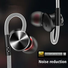 Hot Magnetic Headphones Earphone Headset HIFI Stereo Super Bass Sport With Mic