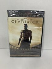 Gladiator Russell Crowe widescreen Dvd new sealed 2003