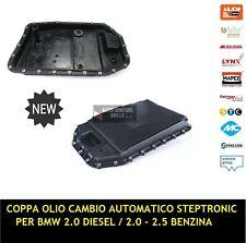 COPPA OLIO E + FILTRO CAMBIO AUTOMATICO STEPTRONIC BMW SERIE 1 3 6 X1 X3 - 2.0 D