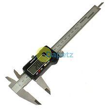 """6"""" Digital Vernier Caliper Gauge Electronic Micrometer Measurement 150mm Depth"""