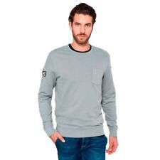 Timberland Eastham Badge Crew Neck Sweater XL Td171 II 04