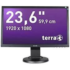 23,6 Zoll (59,9cm) LED-TFT TERRA 2455W 1920x1080 Pivot Lautsprecher HDMI 5ms