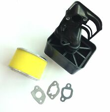 Air Filter Cleaner Housing Box Assembly Gaskets for Honda Gx140 Gx200 Gx160