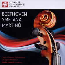 Asahina; Ivanovic; Czech Ch...-Beethoven, Smetana, Martinu CD NEW