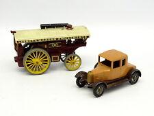 Lesney 1/80 - Morris Bullnose 1926 + Modern Amusements