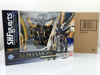 S.H.Figuarts DIGITAL Monster X-evolution Alphamon Action Figure BANDAI