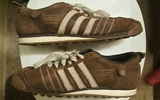 Brown Adidas Chile 62 Size US9.5 UK9
