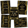 Roaring 20's Poster Photo Booth Props Sign A3 16x12inch