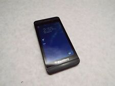 BlackBerry Z10 - 16GB - Black (Verizon) Smartphone - TESTED WORKNG CLEAN IMEI