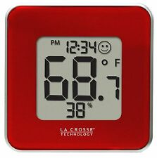 302-604R La Crosse Technology Indoor Comfort Level Station Temperature/Humidity