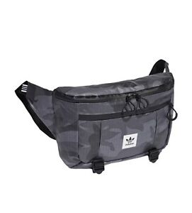 Brand New Adidas Originals Utility Crossbody Camouflage Waist Bag Fanny Bum