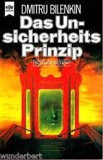 """Dmitrij Bilenkin - """" Das Unsicherheits-PRINZIP """" (1984) - tb -- ungelesen"""