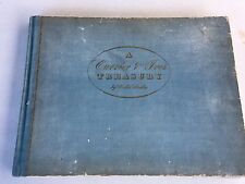 Currier & Ives Treasury Book