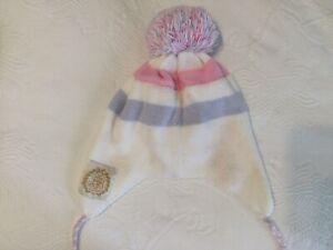 Beaufort Bonnet Company Knit Hat Baby Girls Ski Beanie Pastel