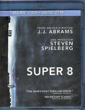 Super 8 (Blu-ray/DVD, 2011, 2-Disc Set, Includes Digital Copy)