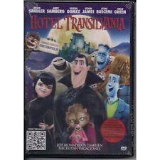 Hotel Transilvania (DVD Nuevo)