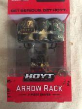 Hoyt Arrow  Quiver For Satori Recurve Bow Arrow Rack 6 Arrow Realtree 2 Piece