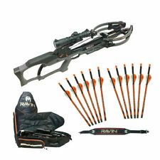 Ravin R10 Crossbow Package R011 W/ Free Soft Case, Sling, and 12 x Bolts
