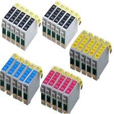25x für Epson Stylus C64 C66 C84 N C86 CX3600 CX3650 CX6400 CX6600 Tinte Patrone