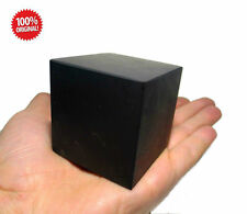 Shungite schungit Unpolished cube 50x50 elite crystal cups minerals