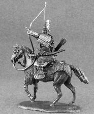 Toy soldiers Cavalry Bowman Samurai 1/32 Tin japanese figurines action figure