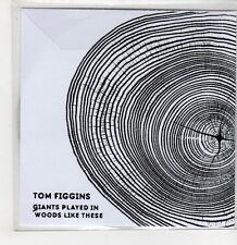 (GS683) Tom Figgins, Giants Played In Woods Like These - 2015 DJ CD