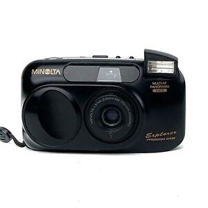 Minolta Explorer Freedom Zoom Point & Shoot Film Camera