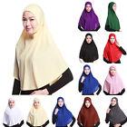 NEUF femmes hijab islamique tête vêtement long coton CACHE musulmane écharpe