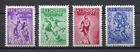 26900) ALBANIEN 1959 MNH National spartakiade 4v