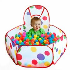 NEW Ocean Ball Game Playing Folding Pit Pool Tent For Kids Baby Children Toy