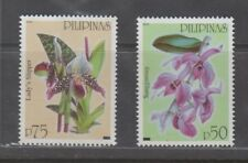 Philippine Stamps 2003 Orchids Definitives No. 4: P50, P75  MNH