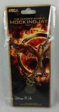 The Hunger Games: Mockingjay Part 1 Charm Pendant Necklace Fire Burns Jewelry