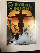 Final Night (1996) # 4 DC Universe Logo (NM)