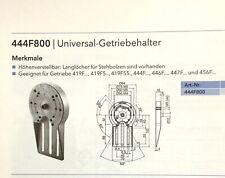 Universal Getriebehalter für Geiger Getriebe mit Runder Flansch Rolladen