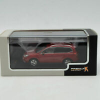 IXO Premium X Subaru Forester 2013 Red PRD392 Diecast Models Car Collection 1:43