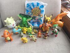 Pokémon Mini Figures Also Burger King And Various Brands Lot Toys