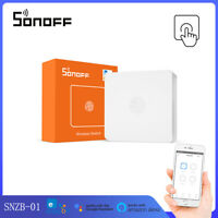 SONOFF SNZB-01 Zigbee Wireless Switch Touch Module Smart Home APP Remote Control