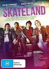 SKATELAND DVD Shiloh Fernandez Ashley Greene Music by Queen The Cars (SEALED) R4