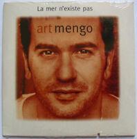 Art MENGO (CD single)  La mer n'existe pas  NEUF SCELLE