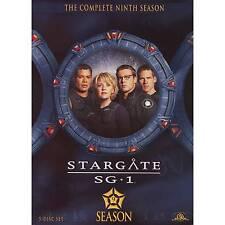 Stargate SG 1 Season 9 Giftset 0027616000859 DVD Region 1 P H