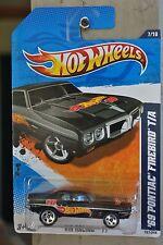 Hotwheels Racer - '69 Pontiac Firebird