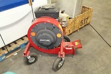 TRACTOR MOUNT LEAF BLOWER, DRIVEWAY CLEANER  GIANT VAC 16Z 16HP V-TWIN GAS