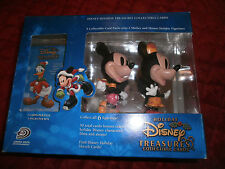 UPPER DECK HOLIDAY DISNEY TREASURES ON ICE 1935 MICKEY + MINNIE  MOUSE