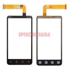 HTC Evo 3D Digitizer Glass Touch Replacement & Repair Part - Brand New - CANADA