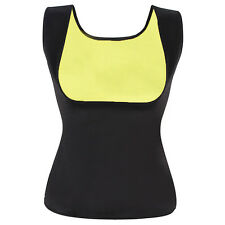 HOT Thermo Sweat Body Shaper Corset Slimming Waist Trainer Cincher Vest