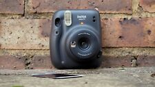 Fujifilm Instax Mini 11 Instant Film Camera - Charcoal Gray Instant Camera