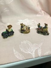 Boyds Bearly-Built Villages ~ Farmer Accessories