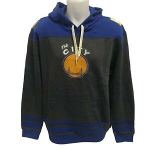 NBA Men's New Golden State Warriors Hoody Sweatshirt Small-2X The City Hoodie