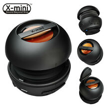X-Mini KAI2 Wireless Bluetooth Capsule Portable Speaker Music Play Bass Black