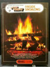 EZ Play Today #17 Fireside Singalong Sheet Music Song Book Piano Organ Keys M3